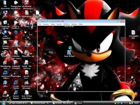 Descargar Sonic 3d