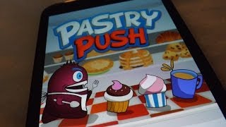 Pastry Push for BlackBerry 10