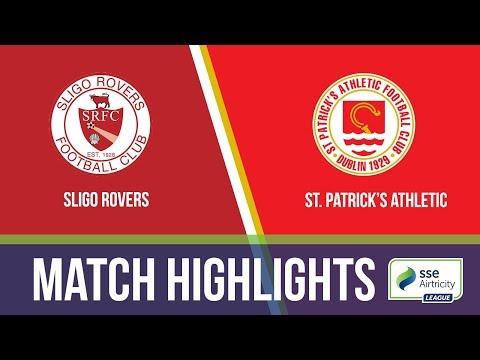 HIGHLIGHTS: Sligo Rovers 0-0 St. Patrick's Athletic