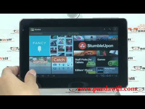 First All Winner A13 Chip Android 4.0 ONDA VI10 Fashion Version Tablet Review 113 USD