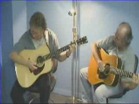 Jack Lawrence and Jon Garon - 10 Miles to Deep Gap - My Favorite Guitars