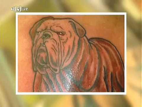 Tattoo Bob bij Life and Cooking over het zetten van een tatoeage en de