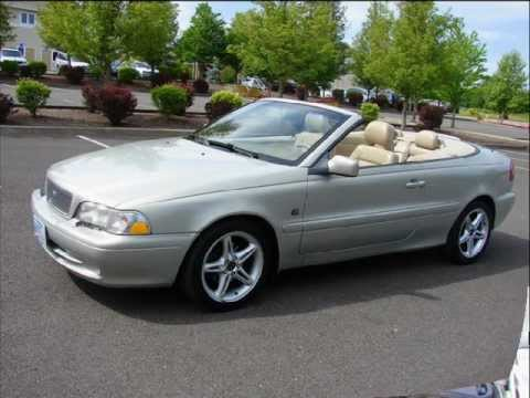 2001 volvo c70 convertible sold youtube. Black Bedroom Furniture Sets. Home Design Ideas