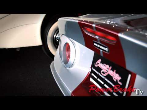 Shelby Series 1 at Barrett Jackson at Barrett Jackson - Power Brake TV