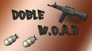 Doble M.O.A.B con escopeta | Modern Warfare 3