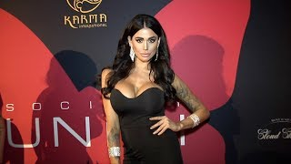 Katie Marie 2019 Baccarat Nye Soiree Red Carpet
