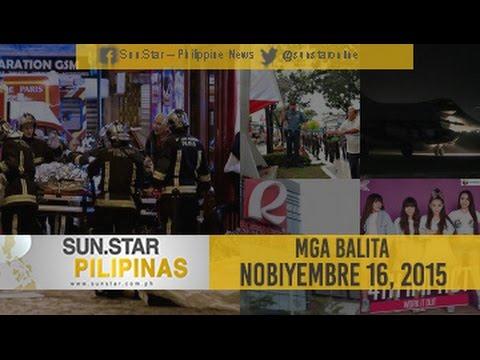 Sun.Star Pilipinas November 16, 2015