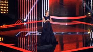 Светлана Феодулова шоу Голос 2. Великолепно!