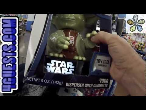 Rated X Star Wars Talking Yoda Doll