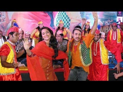 Imran Khan & Sonakshi Sinha Dances On Taiyab Ali Pyar Ka Dushman...