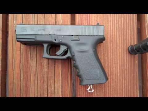 Glock Grip Reduction Final Part