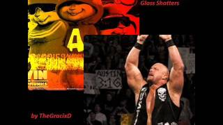 Stone Cold Steve Austin - Glass Shatters - Chipmunks Version