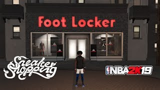 Jimmy Goes Sneaker Shopping With Complex in NBA2K19
