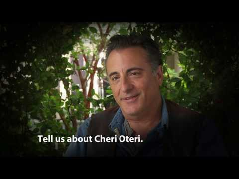 Cast Interview - Andy Garcia - Tell us about Cheri Oteri.
