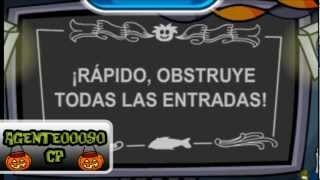 Club penguin Video: La noche del trineo viviente (Completa) 2012