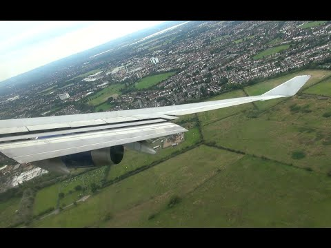 Inflight Experience British Airways Boeing 747 London to New York