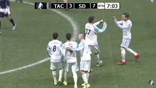 San Diego Sockers vs Tacoma Stars, 3/10/18