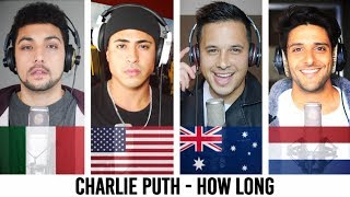 """Download Lagu Charlie Puth - """"How Long"""" [Cover] Gratis STAFABAND"""