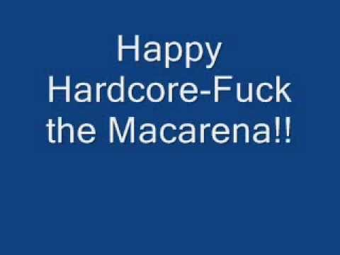 happy hardcore who the fuck is alice № 721125