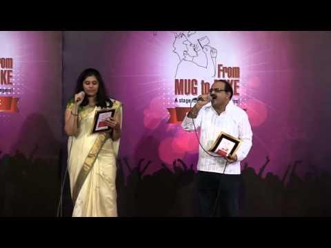 Sindhu and Sunil Navalgi - Aake Teri Baahon Mein