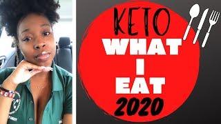I Have To Be Honest: Keto What I Eat In A Day 2020 I Endomorph Diet