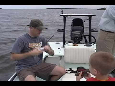 Homosassa Red Fish Guide and Friends
