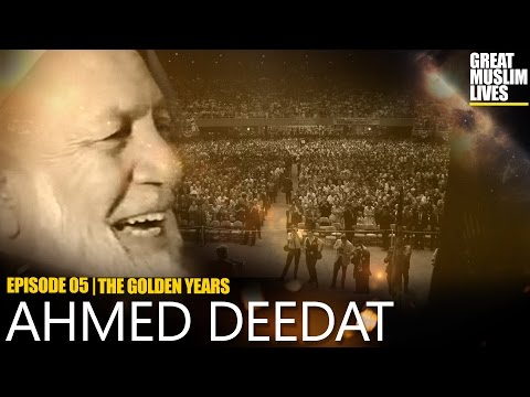 Ahmed Deedat┇golden Years video