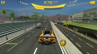 [Asphalt 8] Barcelona Rev - McLaren 650S GT3 - 00:57:915
