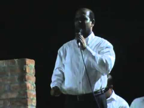 - Malayalam Christian Sermon by Pastor M J Abraham  part 1
