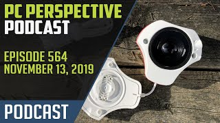 PC Perspective Podcast #564 - 3950X, Monitor Calibration, ZombieLoad Updates