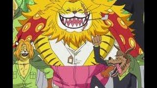 One Piece 760 Jack Vs Nekomamushi & Inuarashi