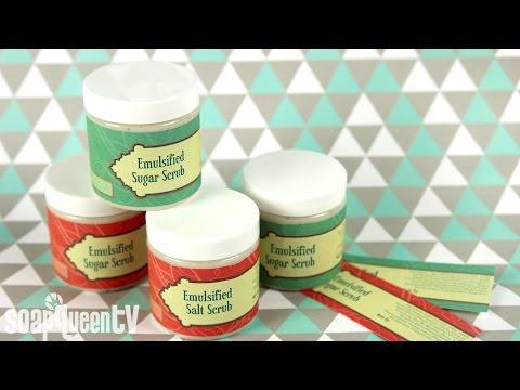 Make an Emulsified Scrub - From Scratch!