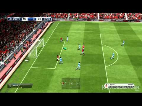 Fifa 13: Xbox 360 Kinect Features