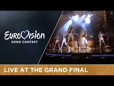 LIVE - Samra - Miracle (Azerbaijan) at the Grand Final