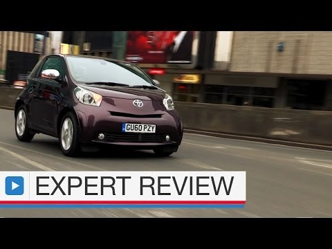 Toyota iQ hatchback car review