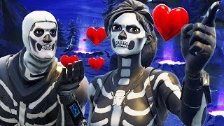 SKULL TROOPER'S NEW GIRLFRIEND | A Fortnite Film