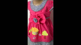 Wholesale Baby Dress 6-12 Months