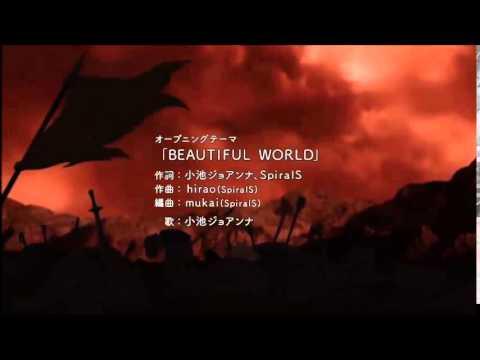 OpeningEpic #Soredemo Sekai Wa Utsukushii - 01