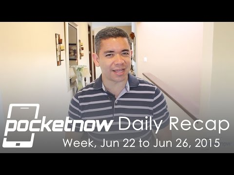 Curved iPhone, Galaxy S6, Google Wi-Fi comments & more - Pocketnow Daily Recap