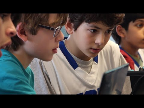 Middle School Robotics - Episode 1