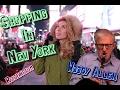 Шоппинг в Нью-Йорке День 2 | Вуди Аллен играет джаз