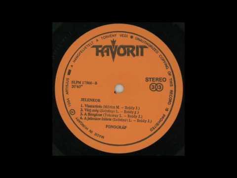 Fonográf Együttes - A Bengázer - 1984