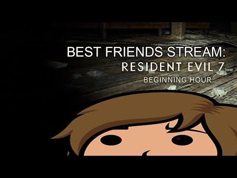 Super Best Friends Stream Resident Evil 7: Beginning Hour