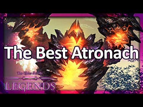 (TES: Legends) The Best Atronach