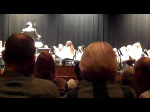 "Hershey Middle School Band ""Hanukkah Dance (Sevivon)"""