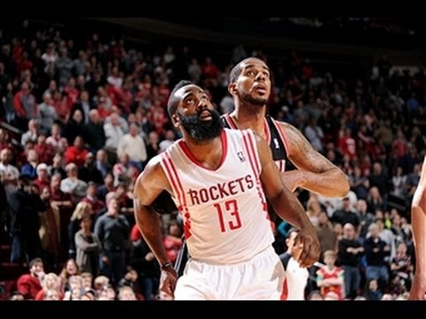 Harden Goes Off for 17 of His 41 in the Fourth, Plus Clutch Three as Houston Get OT Win Over Portland