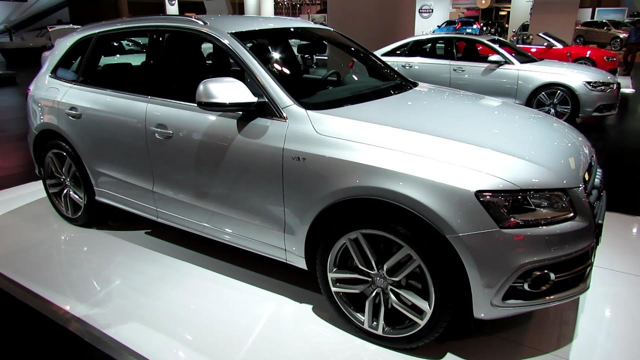 2014 Audi Sq5 Exterior And Interior Walkaround 2013