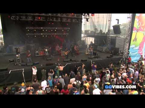 "Railroad Earth performs ""Elko"" at Gathering of the Vibes Music Festival 2013"
