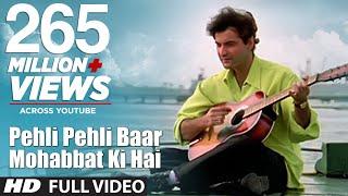 Download Pehli Pehli Baar Mohabbat Ki Hai Full Song   Sirf Tum   Sanjay Kapoor, Priya Gill 3Gp Mp4