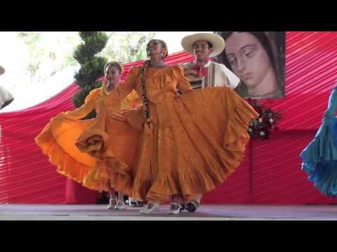 Ballet Folklórico de la Escuela de Bellas Artes Texcoco Humberto Vidal